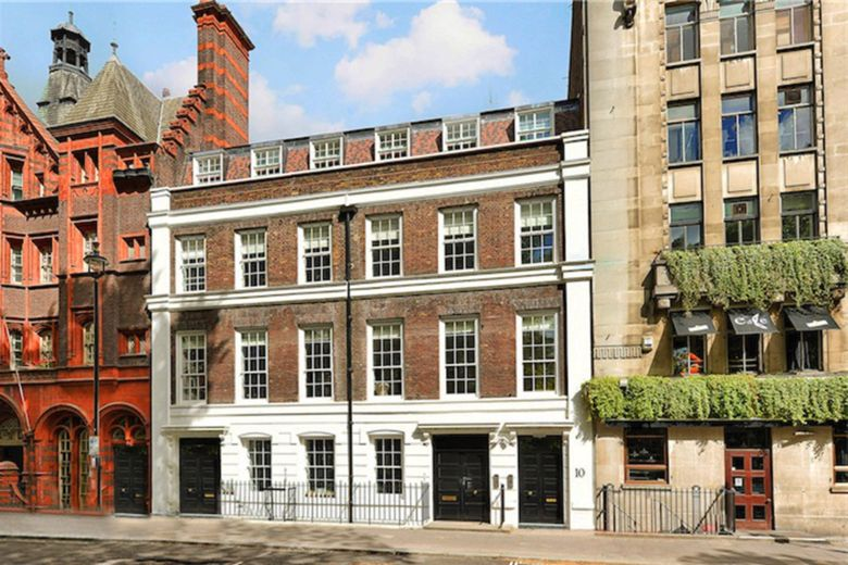 Home of the week A penthouse in historic Soho 3