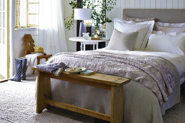 Turn your bedroom into a sanctuary